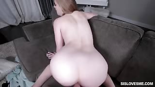 Nice Hot Fucking European Babe On POV Vid