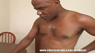Big Load Of Cum After Intense Hard Anal Fuck