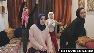 Hot Smoking Arab Girls Want To Be Fucked Like a Sluts