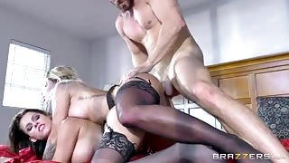 Dirty Whores Take Pounding by Long Hard Dong