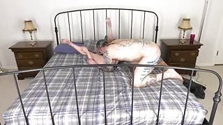 Filthy Daddy Couldn't Resist Fucking his Sleepy Stepdaughter