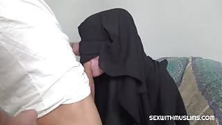 Horny Muslim Wife Wanted To Be Fucked Hard