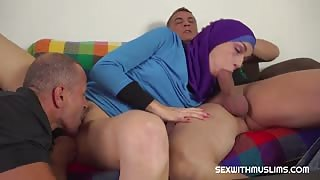 Rebecca Black Lazy Muslim Maid Double Penetrated